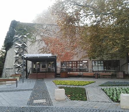 Hévízgyógyfürdő és Szent András Reumakórház