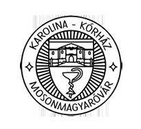 Mosonmagyaróvári Karolina Kórház és Rendelőintézet logo