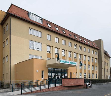 Karolina Kórház és Rendelőintézet - Mosonmagyaróvár