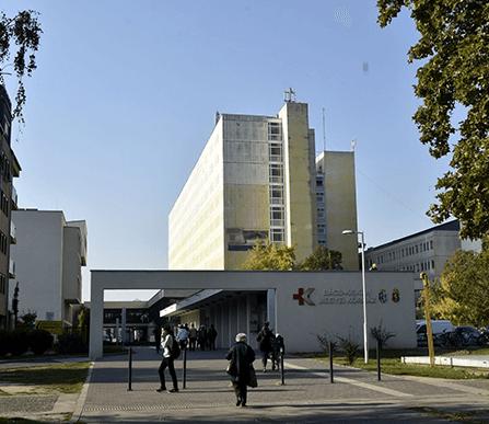 Bács-Kiskun Megyei Kórház - Kecskemét