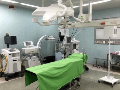 Novaerus plazmatechnológiás légtisztító az ózdi kórház központi műtőjében