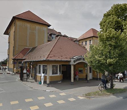 Csornai Margit Kórház