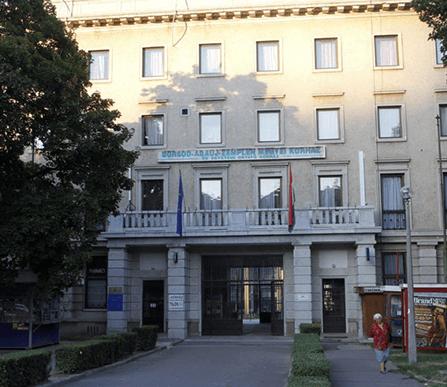 Borsod-Abaúj-Zemplén Megyei Központi Kórház és Egyetemi Oktatókórház - Miskolc