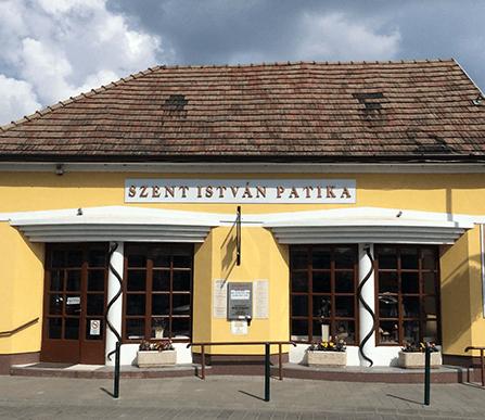 Szent István Patika - Ráckeve