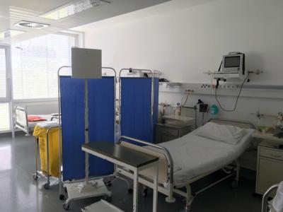 Novaerus plazmatechnológiás légtisztító a Bács-Kiskun Megyei Kórház kecskeméti tüdőosztályán