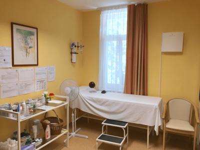 Novaerus plazmatechnológiás légtisztító a Hévízgyógyfürdő és Szent András Reumakórház vizsgálójában