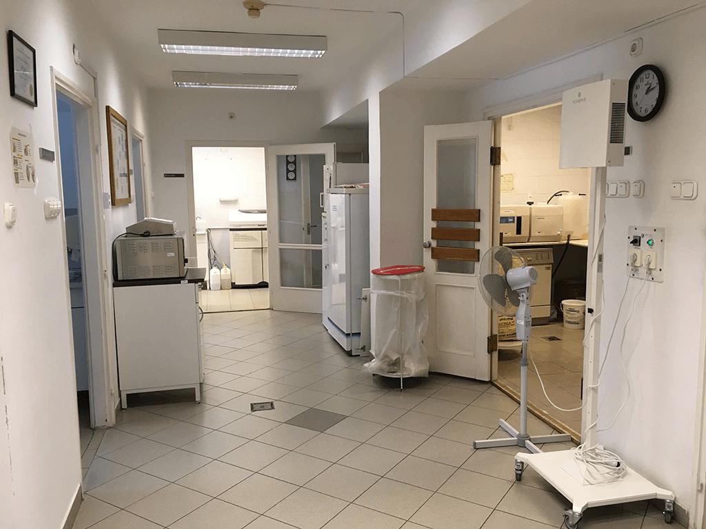 Gálfi Béla Kórház